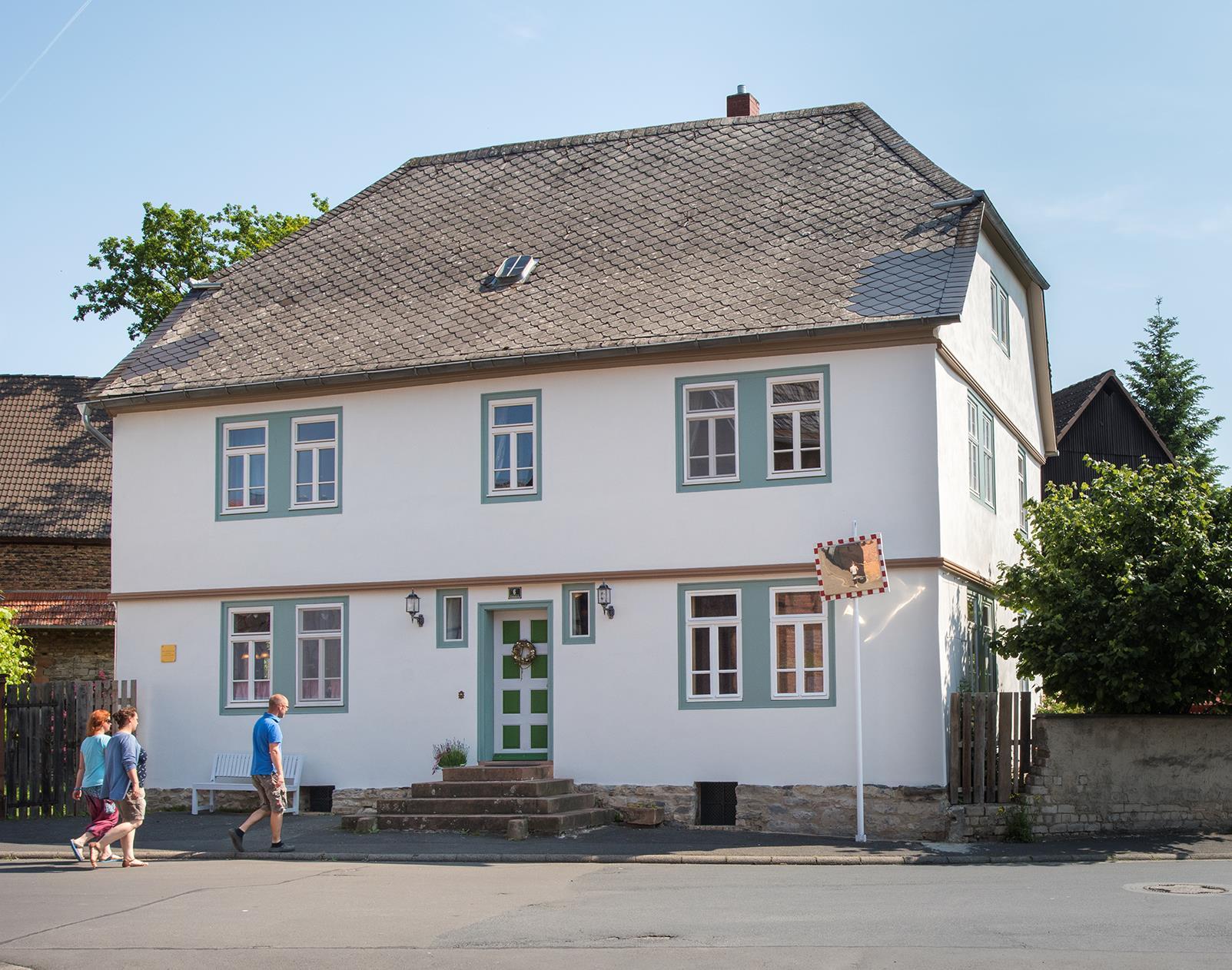 Dorf Und Du Mein Liebster Ort Sanierung Eines Hauses In Echzell