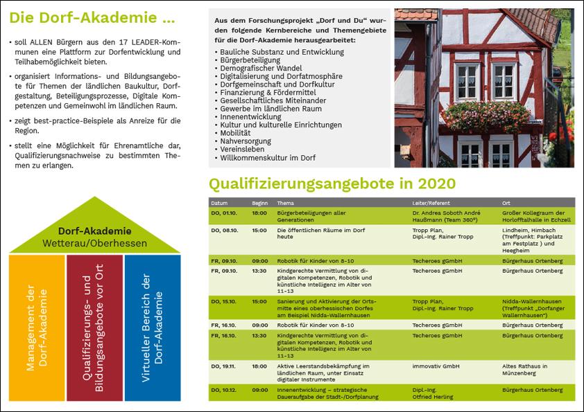 Flyer Qualifizierungsangebote Seite 2